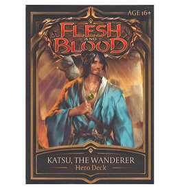 Flesh and Blood: Katsu, The Wanderer Hero Deck