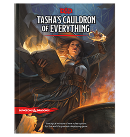 Wizards of the Coast PREORDER: D&D 5th Edition: Tasha's Cauldron of Everything