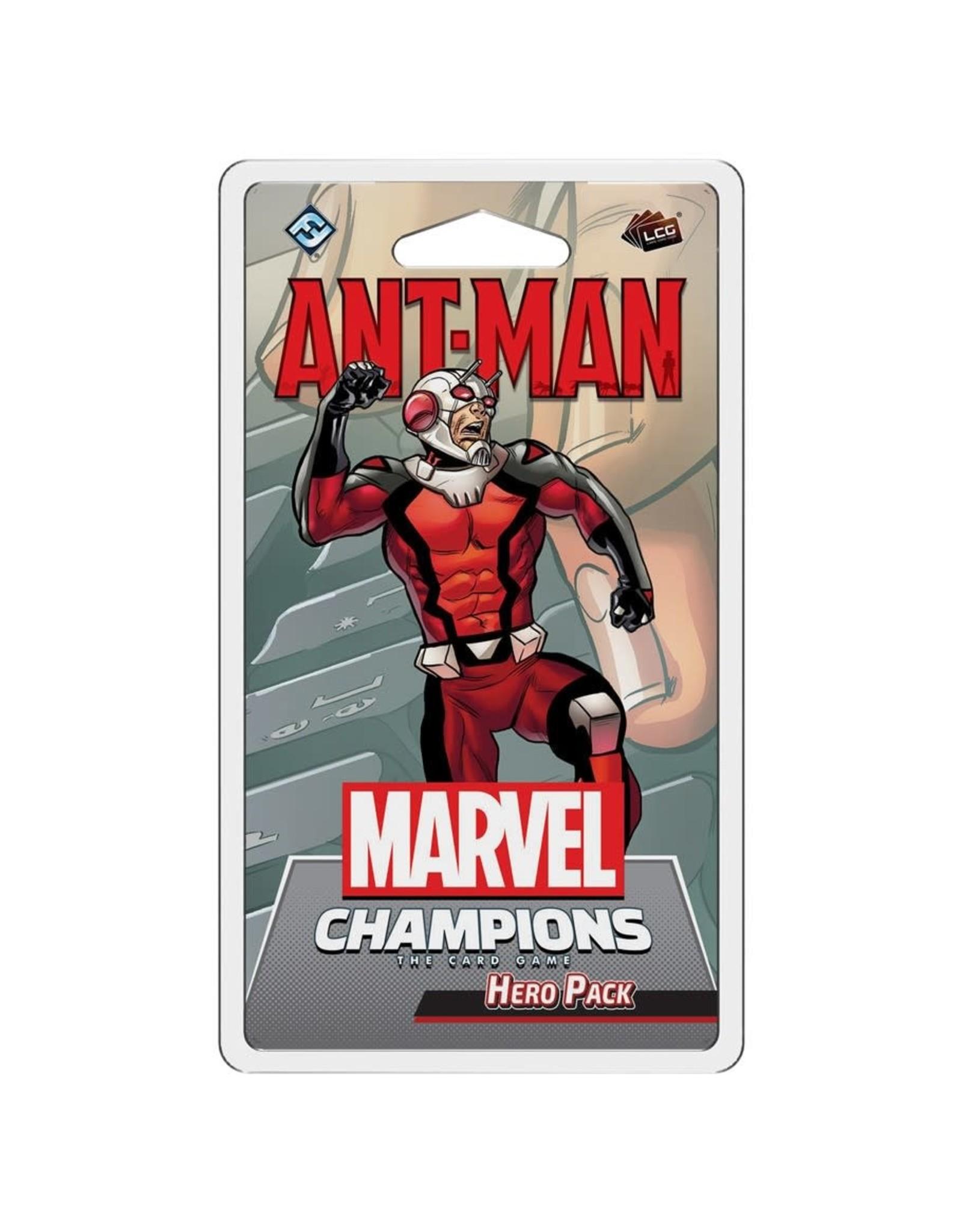 Fantasy Flight Games Marvel Champions LCG: Ant-Man Hero Pack