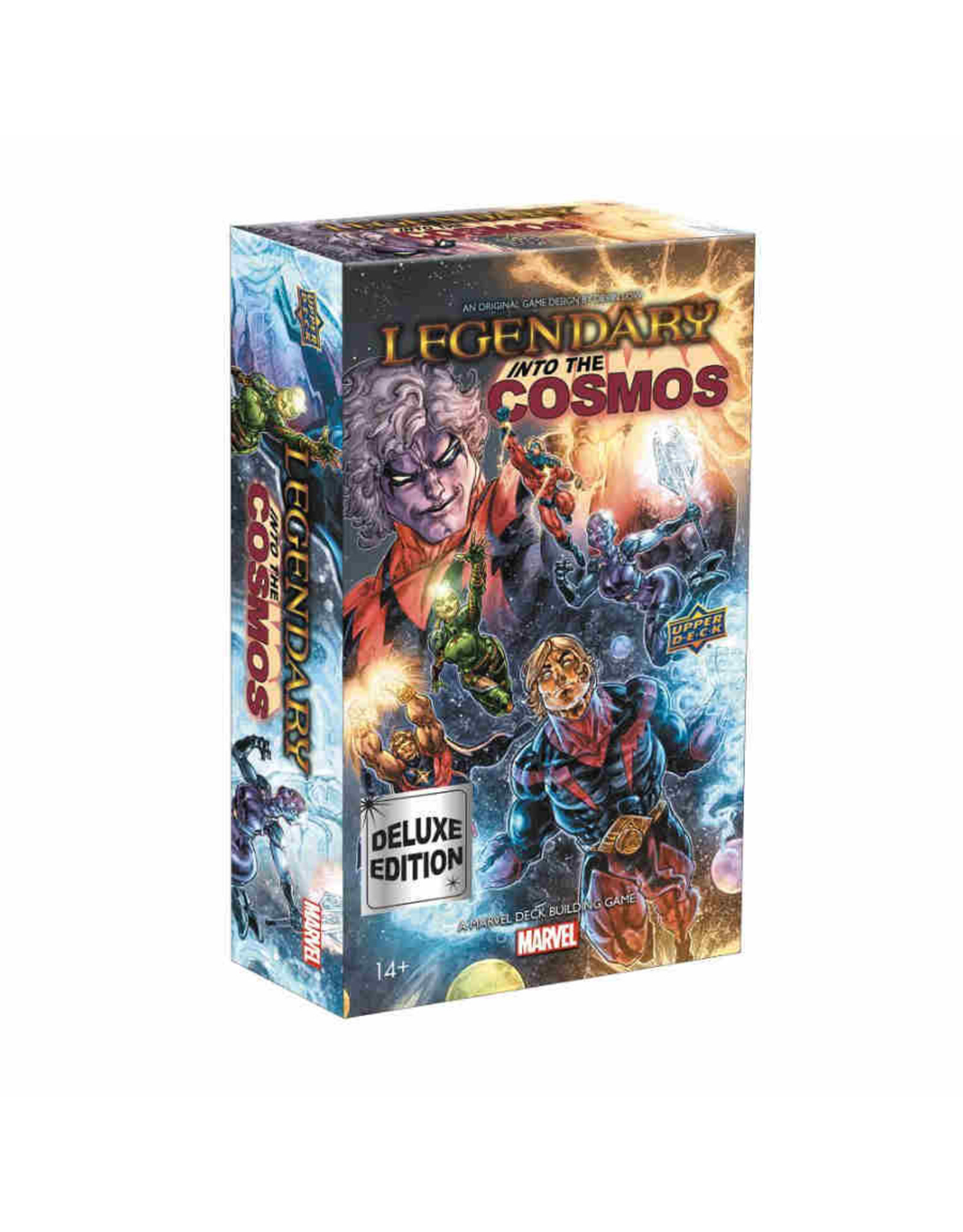 Upper Deck Marvel Legendary DBG: Into the Cosmos