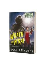 Asmodee Arkham Horror: Wrath of N'Kai Novel