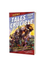 Asmodee KeyForge: Tales from the Crucible Novel