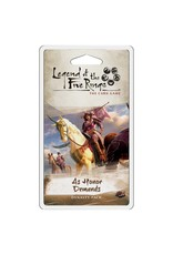 Fantasy Flight Games Legend of the Five Rings LCG: As Honor Demands Dynasty Pack