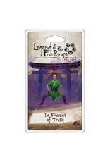 Fantasy Flight Games Legend of the Five Rings LCG: In Pursuit of Truth Dynasty Pack
