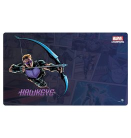 Fantasy Flight Games Marvel Champions LCG: Hawkeye Game Mat