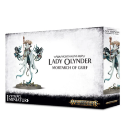 Games Workshop NIGHTHAUNT LADY OLYNDER