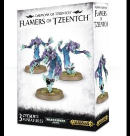 Games Workshop Daemons of Tzeentch Flamers of Tzeentch