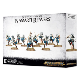 Games Workshop Age of Sigmar: Idoneth Deepkin Namarti Reavers