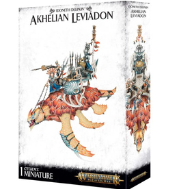 Games Workshop Idoneth Deepkin: Akhelian Leviadon