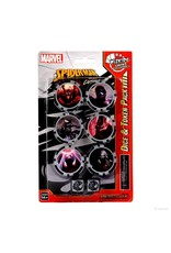 Wizkids Marvel HeroClix: Spider-Man and Venom Absolute Carnage Dice and Token Pack