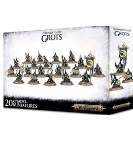 Games Workshop Gloomspite Gitz Grots