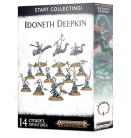 Games Workshop Start Collecting! Idoneth Deepkin