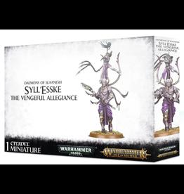 Games Workshop SYLL'ESSKE: THE VENGEFUL ALLEGIANCE