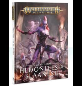 Games Workshop BATTLETOME:HEDONITES OF SLAANESH HB ENG