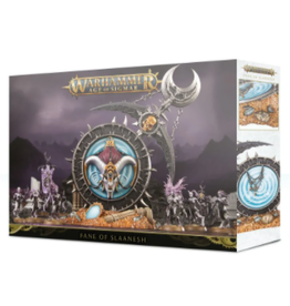 Games Workshop Warhammer Age of Sigmar: Fane of Slaanesh