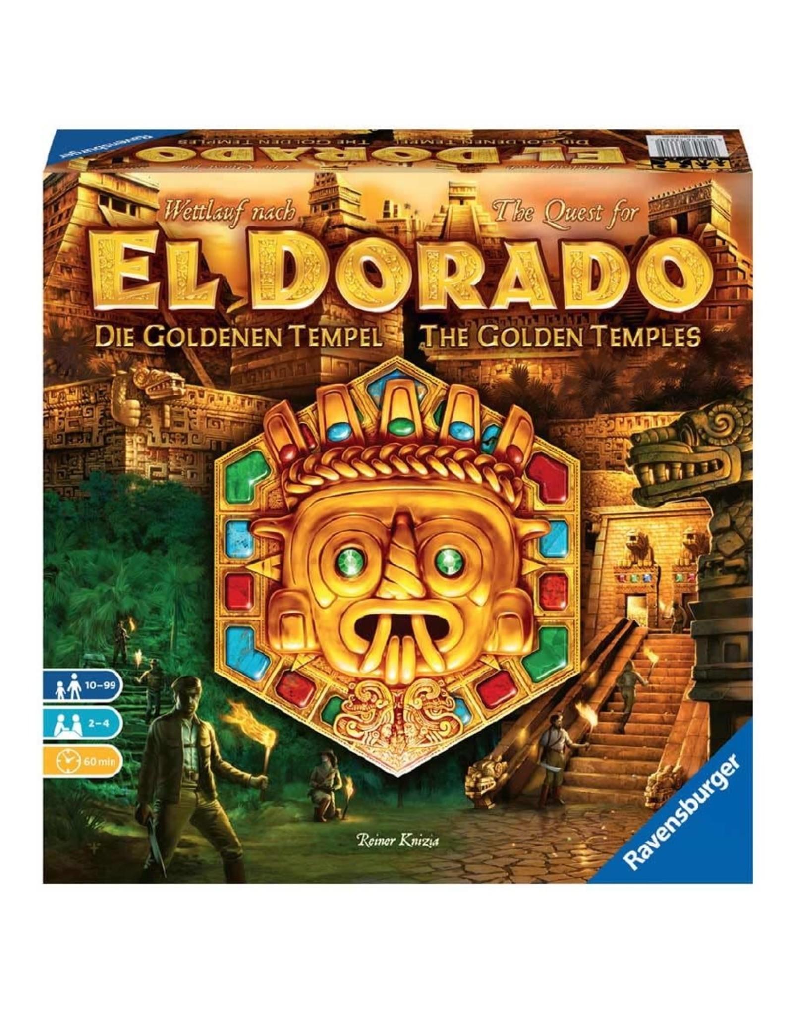 Ravensburger The Quest for El Dorado: The Golden Temples Expansion
