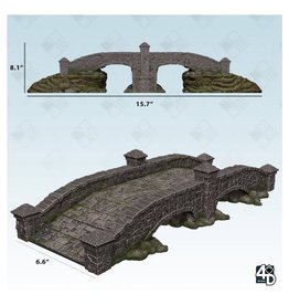 Wizkids WizKids 4D Settings: Stone Bridge