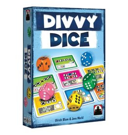 Stronghold Games Divvy Dice