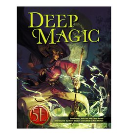 kobold press D&D 5E RPG: Deep Magic
