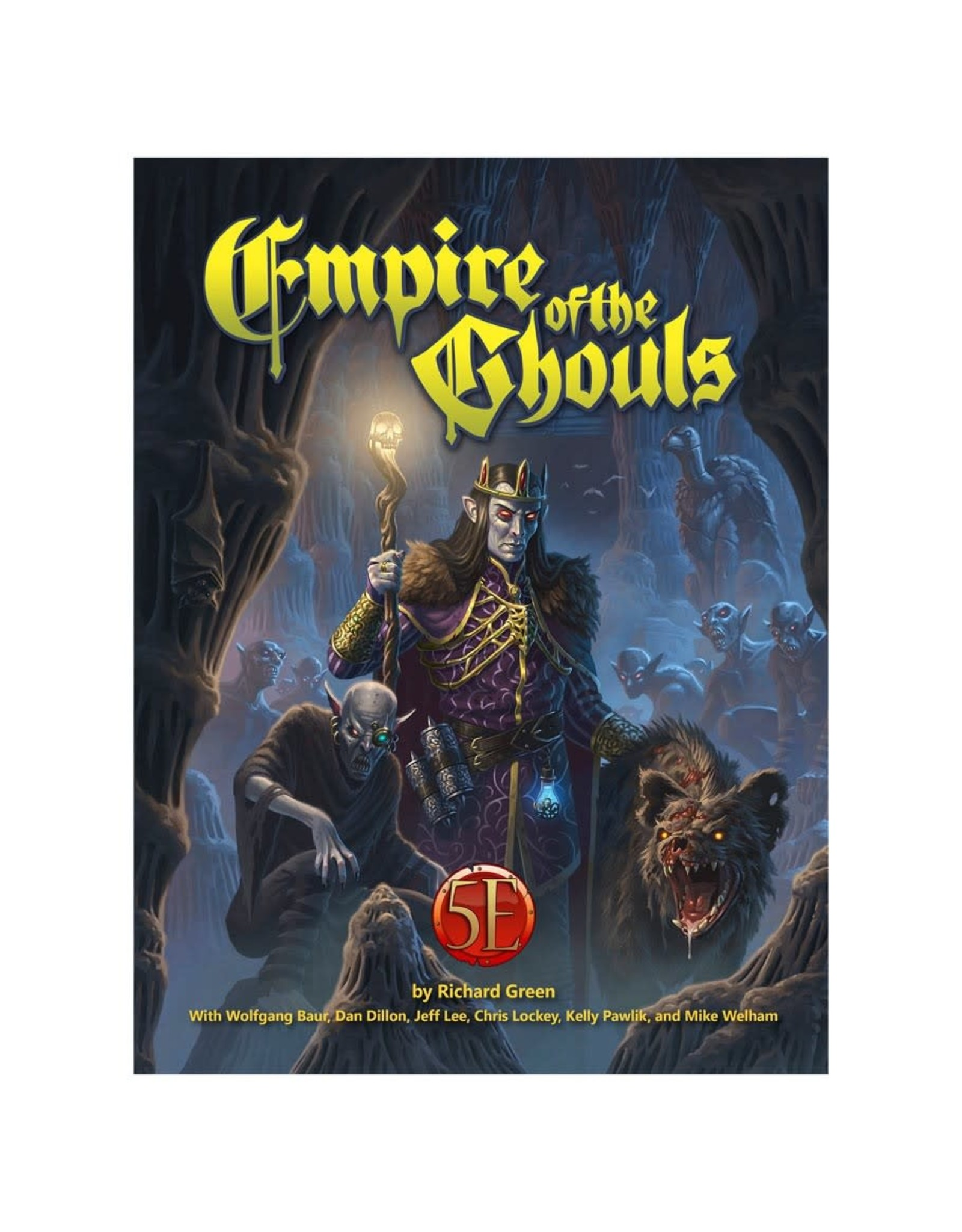 kobold press D&D 5E RPG: Empire of the Ghouls