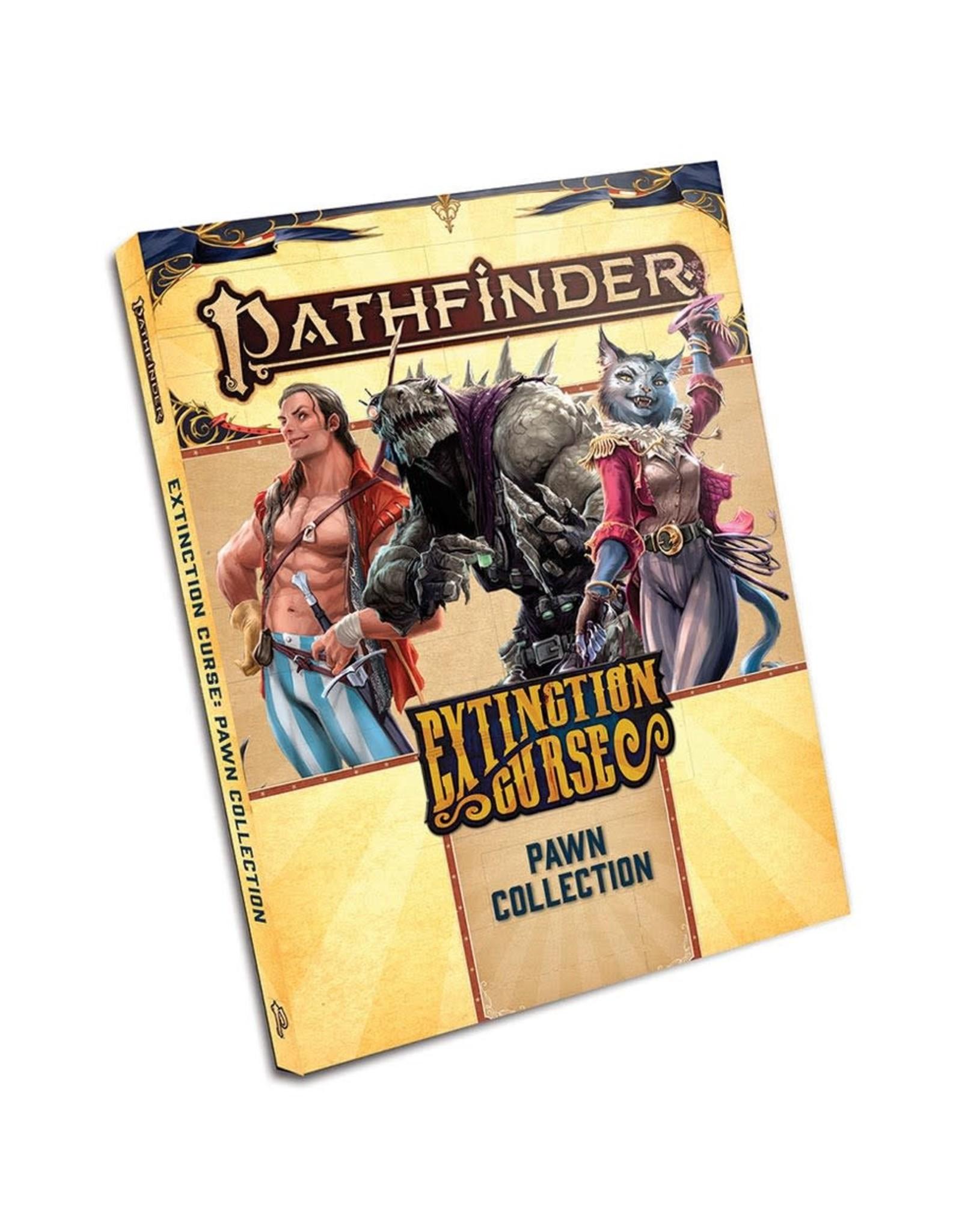 Paizo Pathfinder 2E Pawns: Extinction Curse Pawn Collection