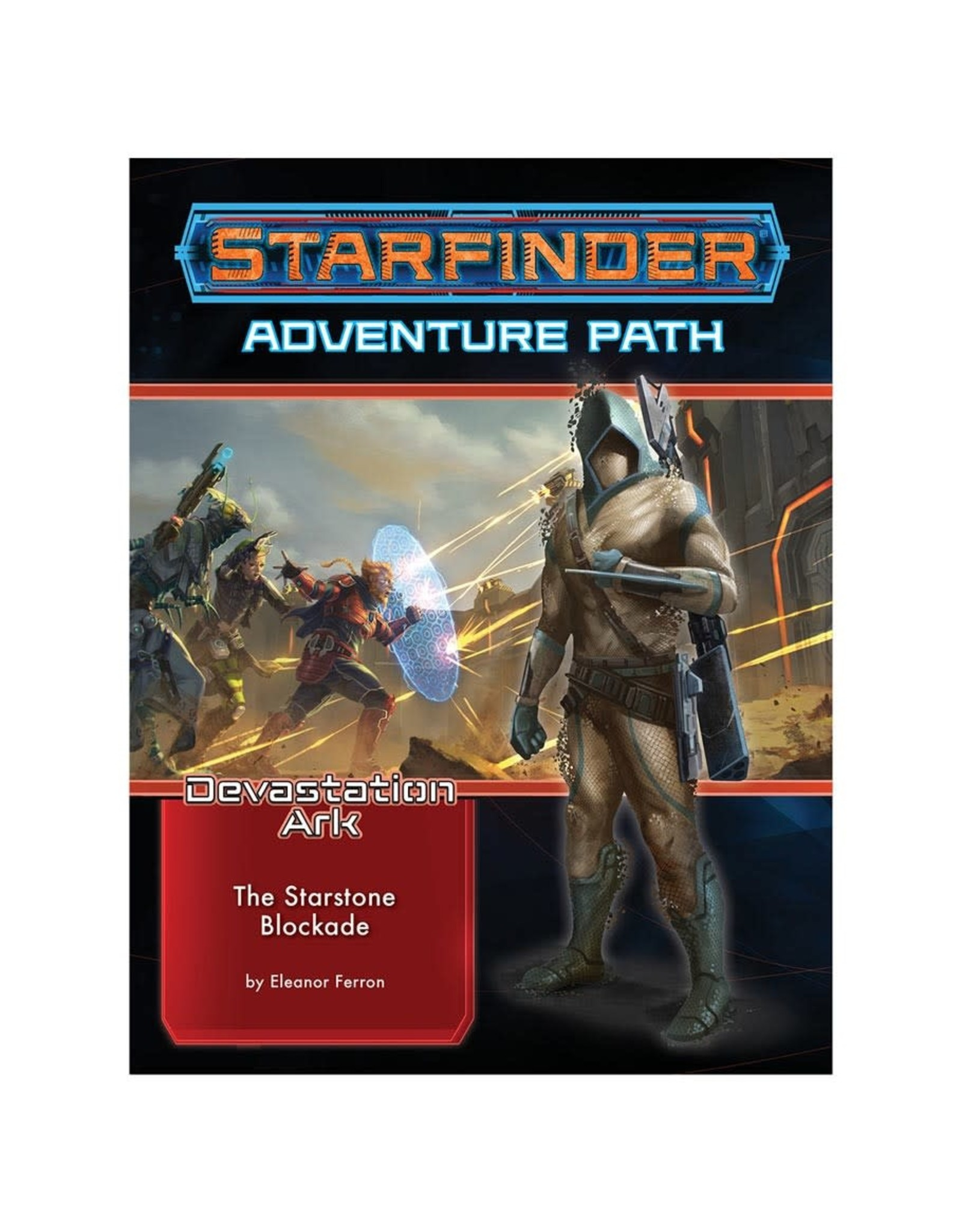 Paizo Starfinder Adventure Path: Devastation Ark 2 - The Starstone Blockade