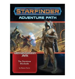 Paizo Starfinder Adventure Path: Devastation Ark 2 - The Starstone Blockade