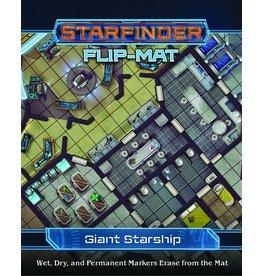 Paizo Starfinder Flip-Mat: Giant Starship