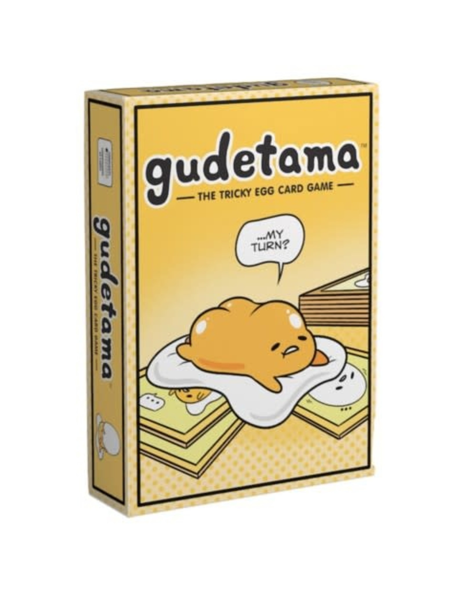 Renegade Gudetama: The Tricky Egg Card Game