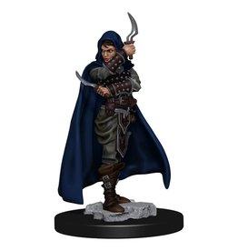 Wizkids Pathfinder Battles: Human Rogue Female W1 Premium Painted Figure