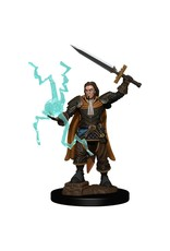 Wizkids Pathfinder Battles: Human Cleric Male W1 Premium Painted Figure