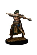 Wizkids Pathfinder Battles: Half-Elf Ranger Male W1 Premium Painted Figure