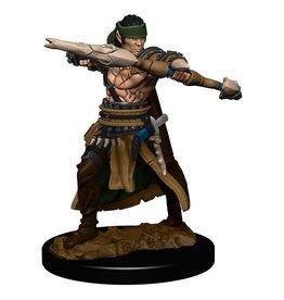 Wizkids Pathfinder Battles: Half-Elf Ranger Male W1 Premium Painted Figure