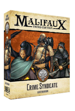 Wyrd Miniatures Malifaux: Ten Thunders Crime Syndicate