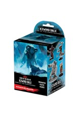 Wizkids D&D Minis: Icons of the Realms Set 17 Icewind Dale Rime of the Frostmaiden Booster pack