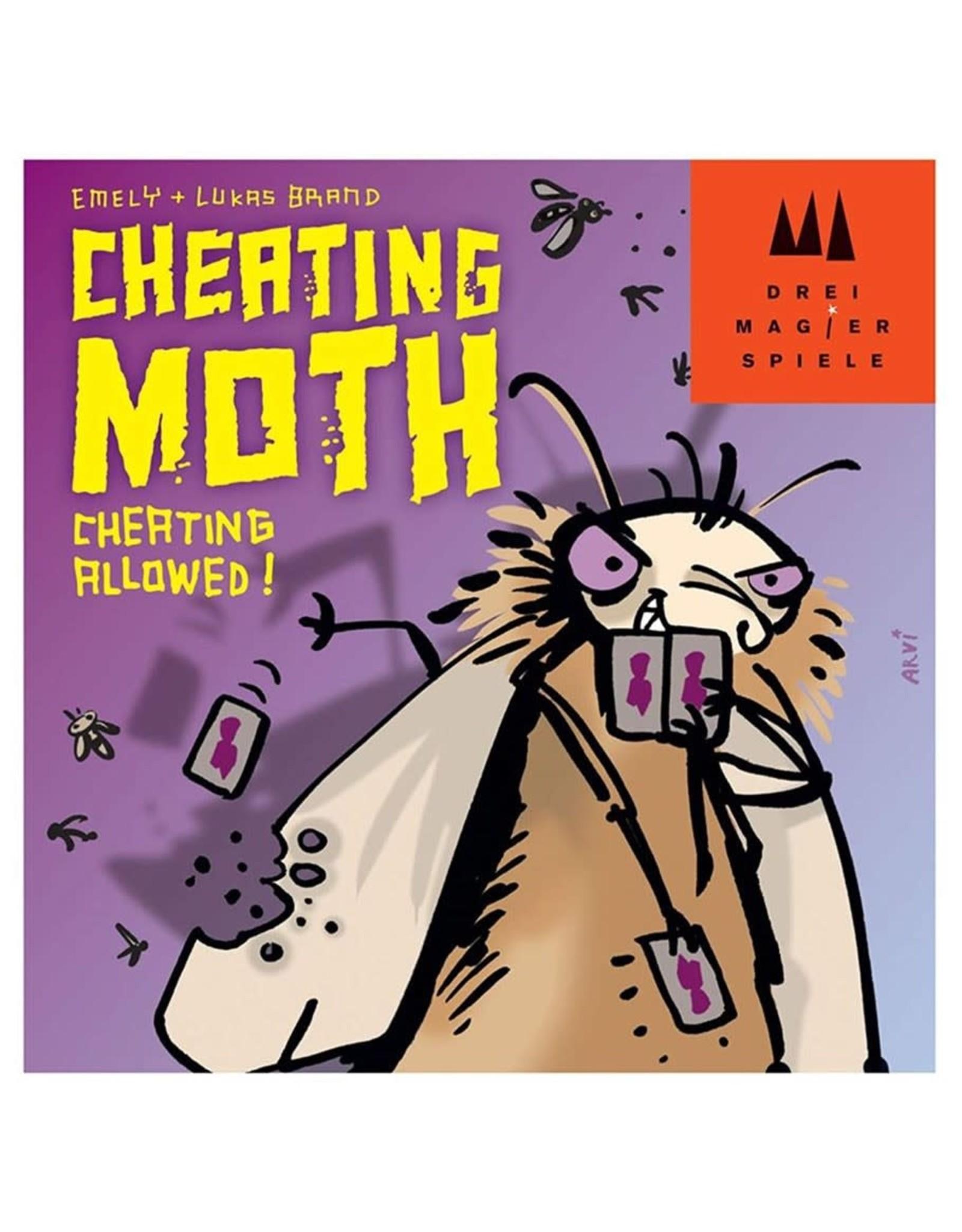 Asmodee Cheating Moth