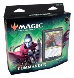 Wizards of the Coast PREORDER: Zendikar Rising Commander Deck - Sneak Attack