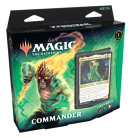 Wizards of the Coast PREORDER: Zendikar Rising Commander Deck - Land's Wrath