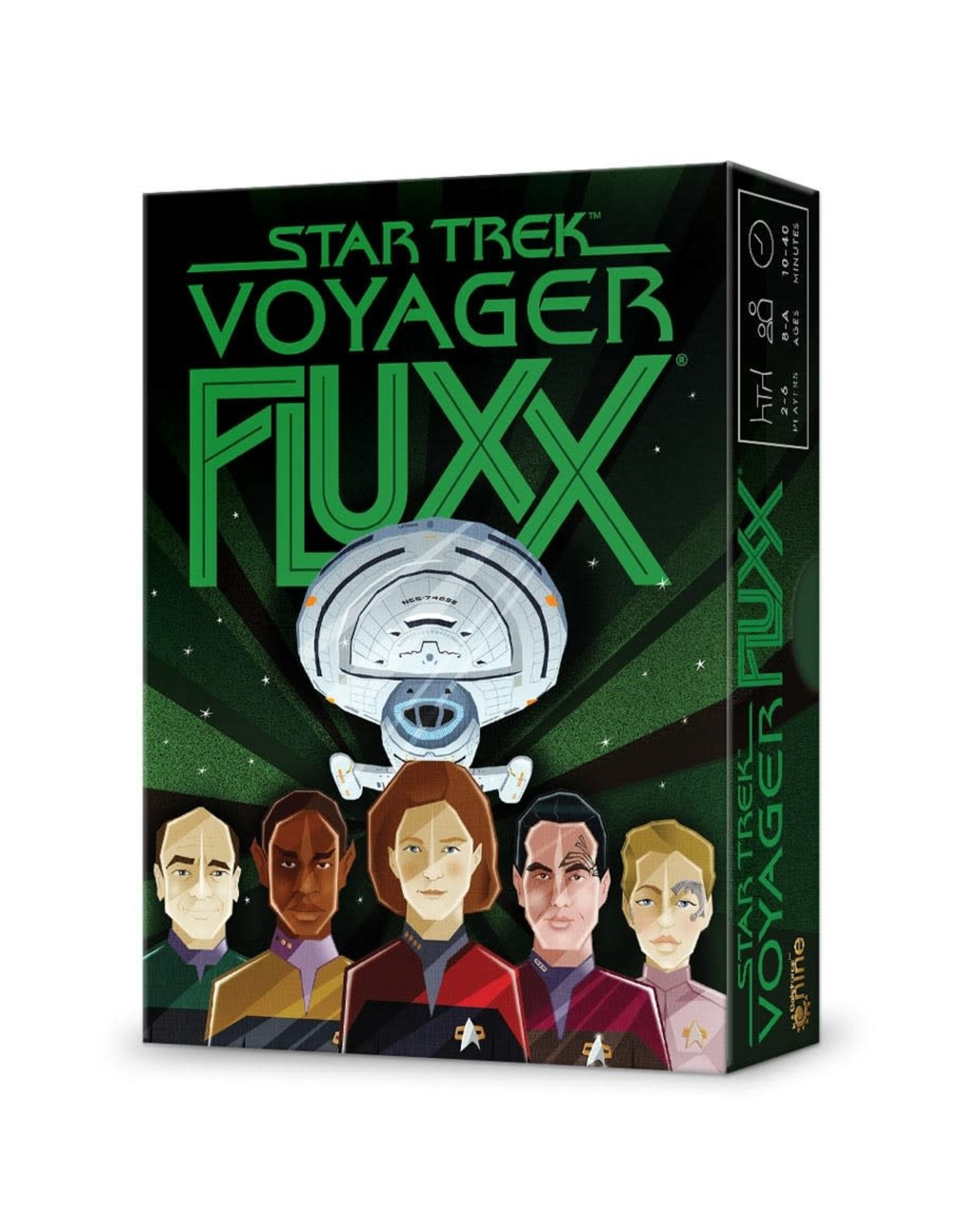 Looney Labs Star Trek: Voyager Fluxx