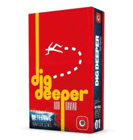Portal Games Detective: Dig Deeper