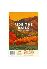 Capstone Ride the Rails: France and Germany Map Expansion