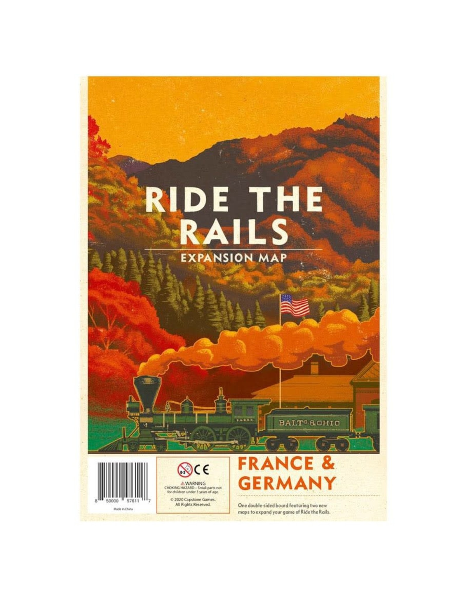 Capstone Ride the Rails: France and Germany