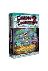 Steve Jackson Games Deadly Doodles 2 Expansion