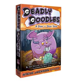 Steve Jackson Games Deadly Doodles