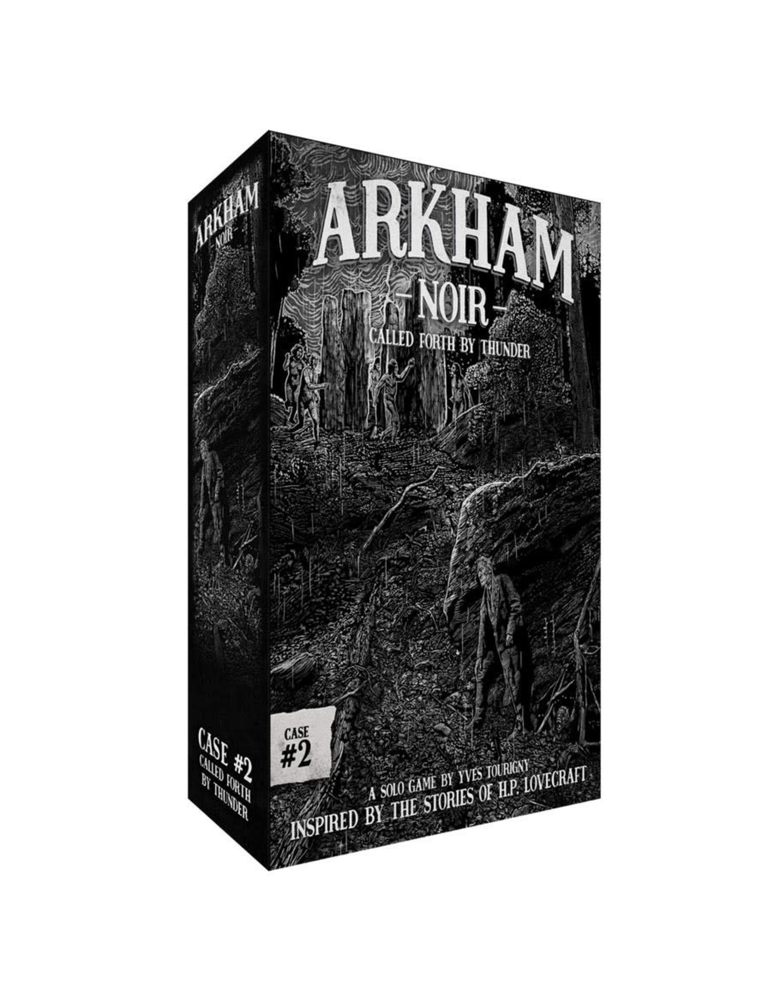 Asmodee Arkham Noir: Case #2 - Called Forth by Thunder