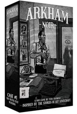 Asmodee Arkham Noir: Case #1 - The Witch Cult Murders
