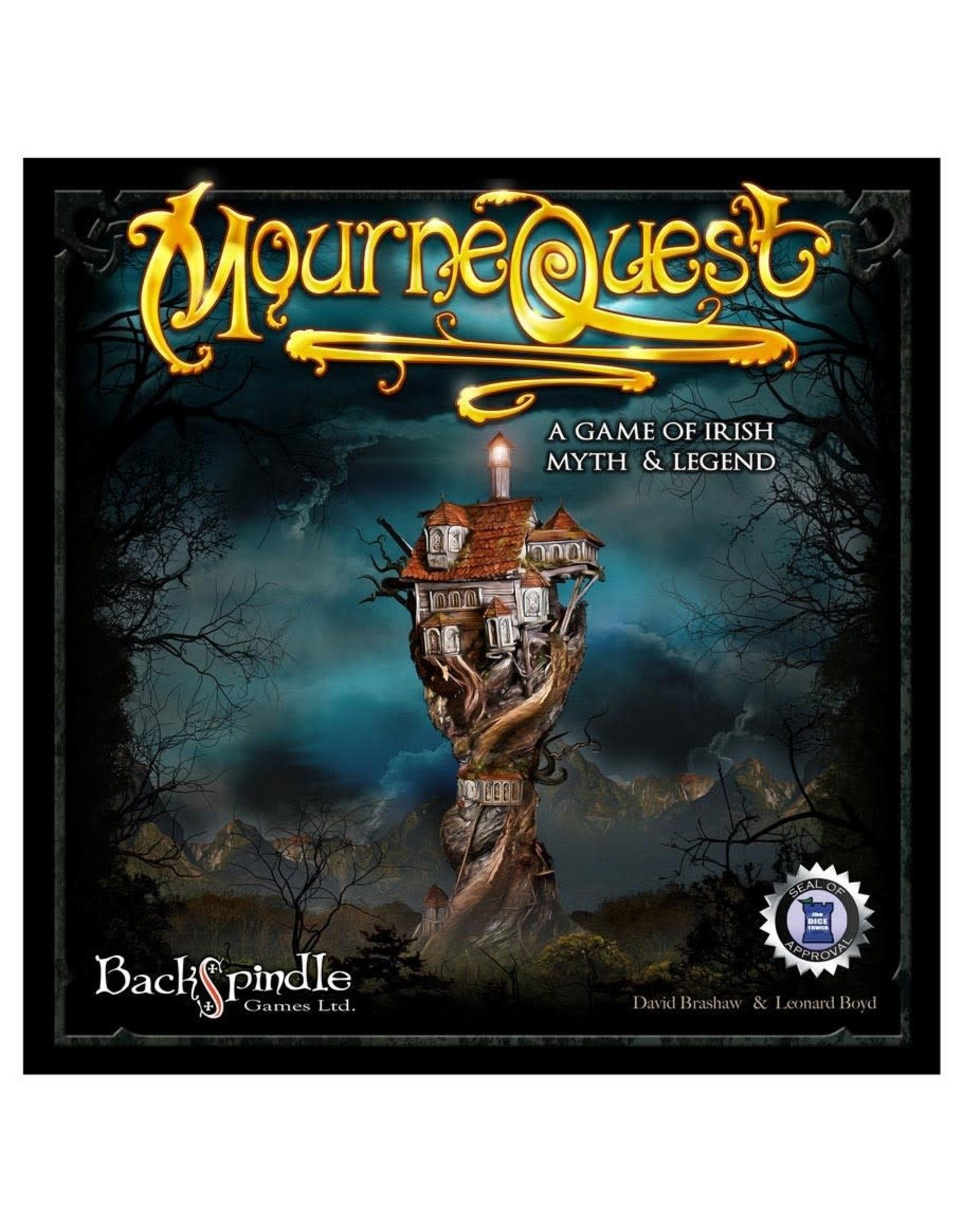 Asmodee MourneQuest