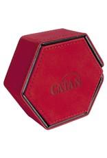 Catan Studios Dice Tower: Catan Hexatower Red