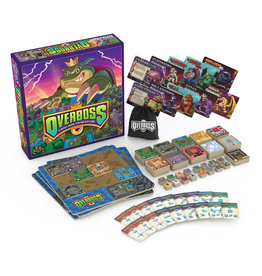 Brotherwise Games PREORDER: Overboss: A Boss Monster Adventure