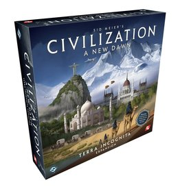 Fantasy Flight Games Civilization A New Dawn: Terra Incognita